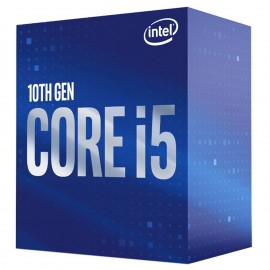Intel Core i5-10600 (2.9 GHz / 4.3 GHz)