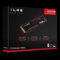 SSD PNY CS3030 XLR8 -500gb NVMe