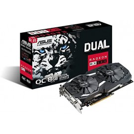 ASUS DUAL RX 580 OC EDITION 8GB