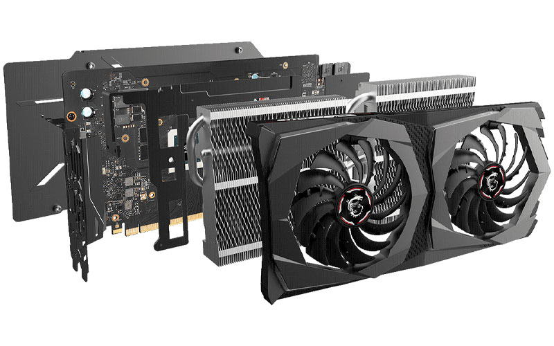 MSI RTX 2070 Super Gaming X - 8G