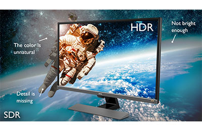 "Ecran Gamer BenQ 28"" 4K LED - EL2870U"