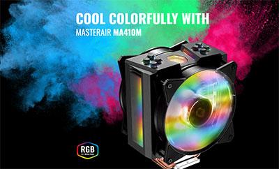 Coolermaster MasterAir MA410M