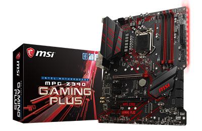 MSI MPG Z390 GAMING PLUS