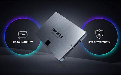 Tunisie Samsung SSD 860 EVO 2 To