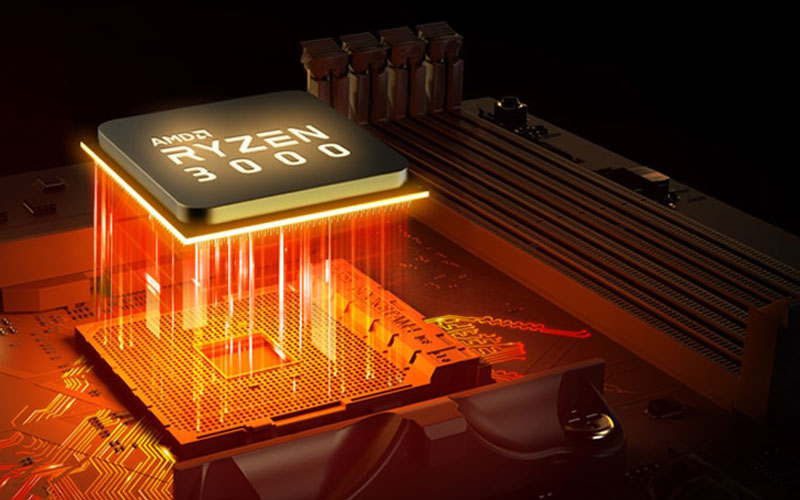 Tunisie Processeur AMD Ryzen 5 3600x