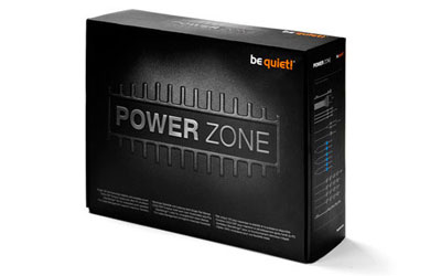 Tunisie alimentation Be quiet Power Zone 1000W 80PLUS Bronze