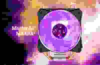 Tunisie ventirad MasterAir MA410P